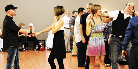 Dance the Night Away at the Sunday Singles Dance August 3